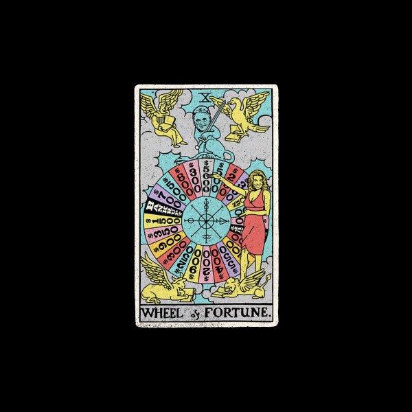 Design for Wheel of Fortune