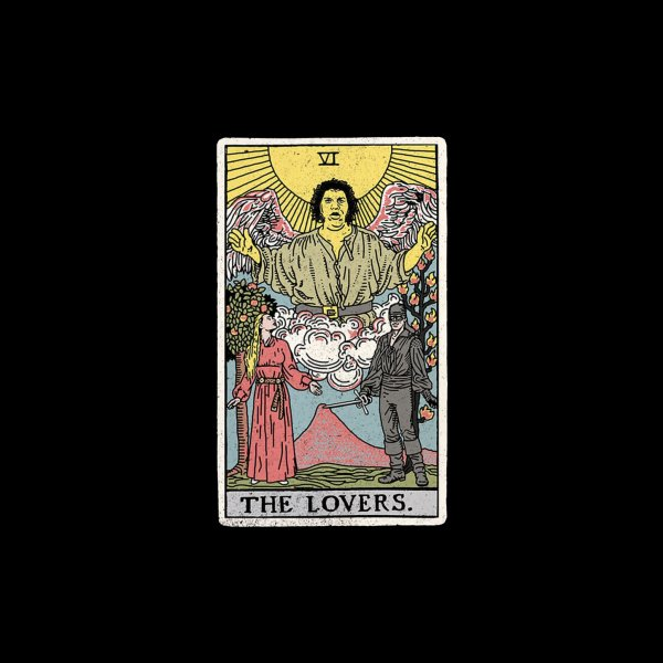 Design for The Lovers
