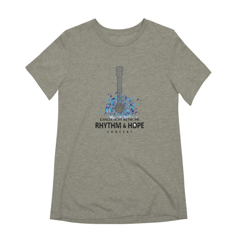 Rhythm & Hope Women's Extra Soft T-Shirt by Shop Hope