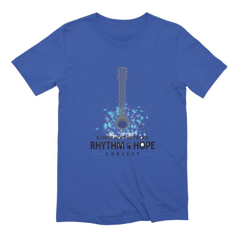 Rhythm & Hope Men's Extra Soft T-Shirt by Shop Hope