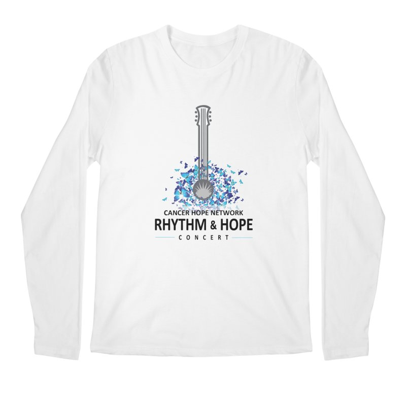 Rhythm & Hope Men's Regular Longsleeve T-Shirt by Shop Hope