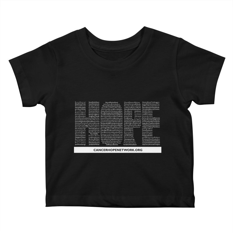 HOPE - CHN Support Volunteers Kids Baby T-Shirt by Shop Hope