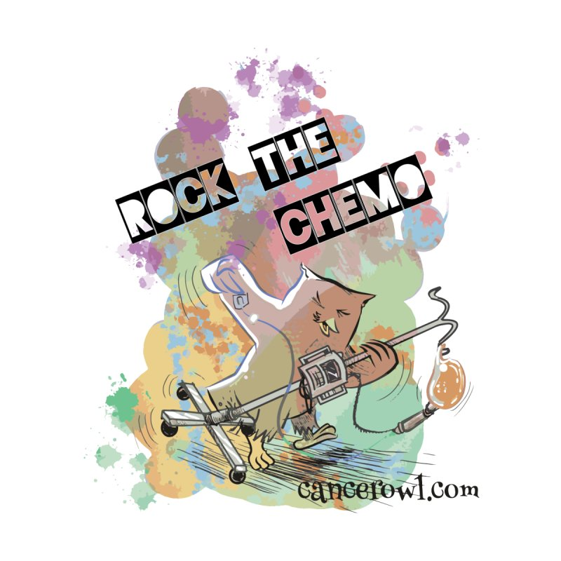 Rock the Chemo Men's T-Shirt by Cancer Owl Store