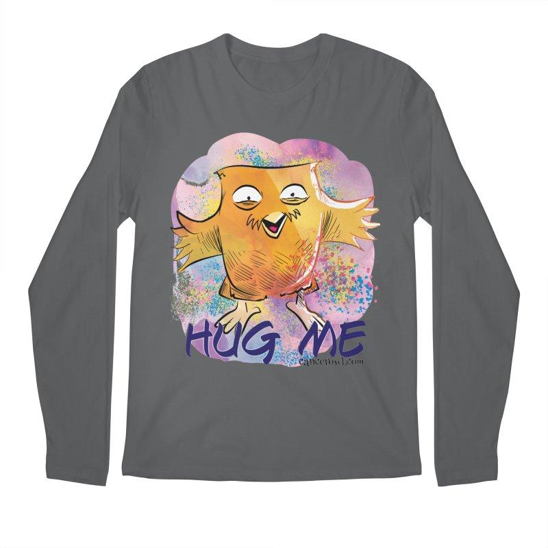 Hug Me!! Men's Longsleeve T-Shirt by cancerowl's Artist Shop