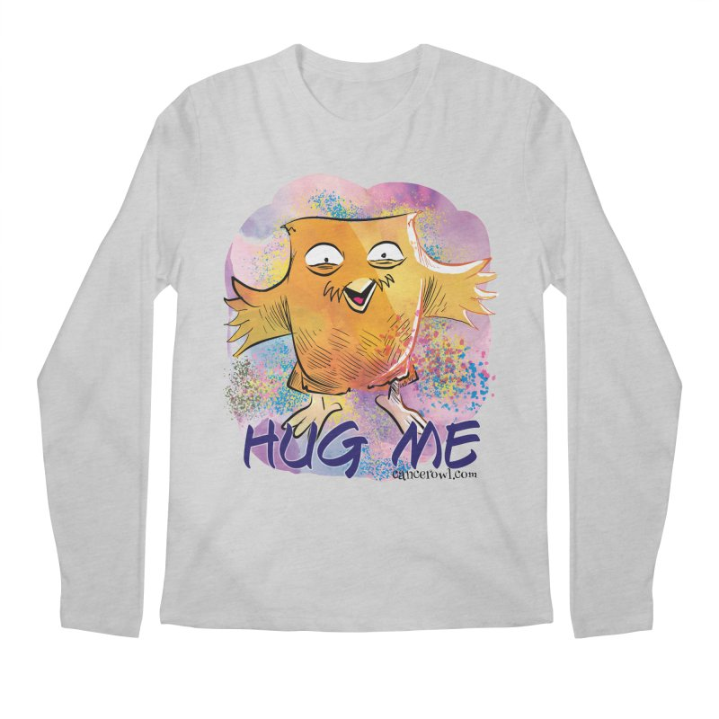 Hug Me!! Men's Longsleeve T-Shirt by cancerowl's Artist Shop