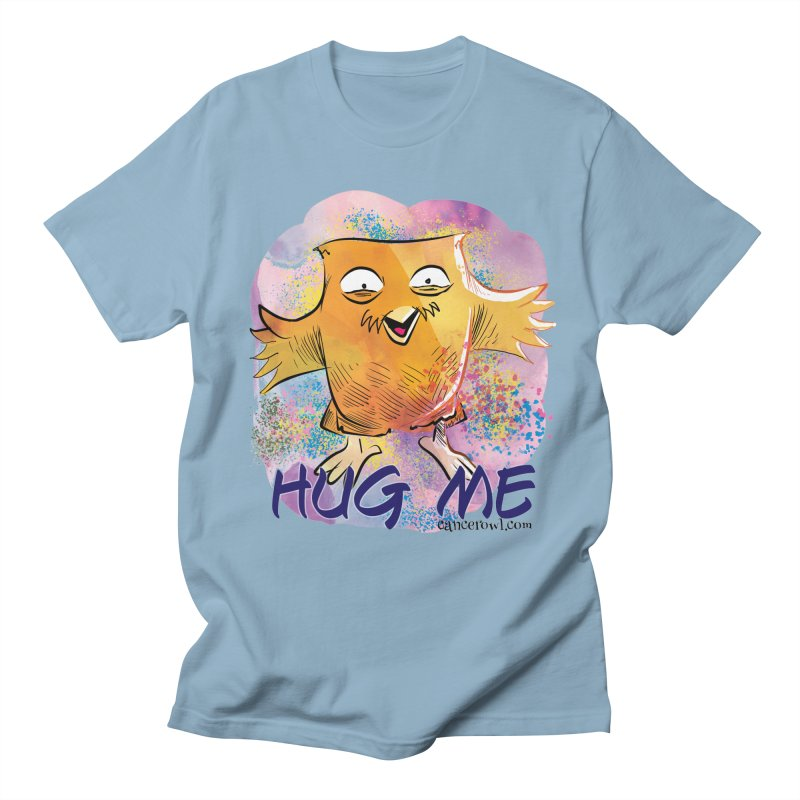 Hug Me!! Men's T-Shirt by cancerowl's Artist Shop