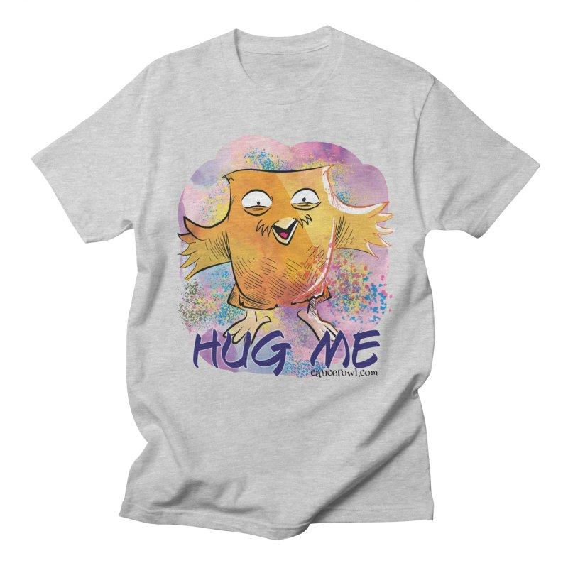 Hug Me!! Men's T-shirt by cancerowl's Artist Shop
