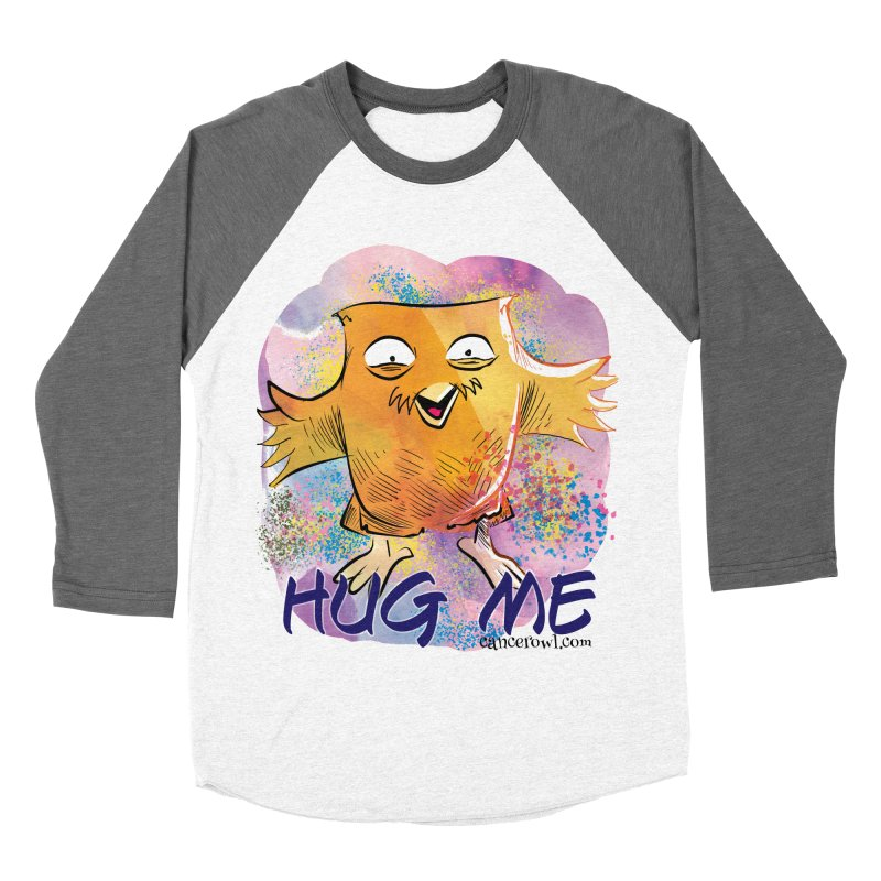 Hug Me!! Men's Baseball Triblend T-Shirt by cancerowl's Artist Shop