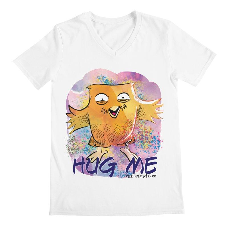 Hug Me!! Men's V-Neck by cancerowl's Artist Shop