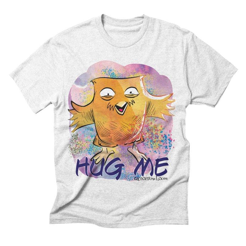 Hug Me!! Men's Triblend T-shirt by cancerowl's Artist Shop