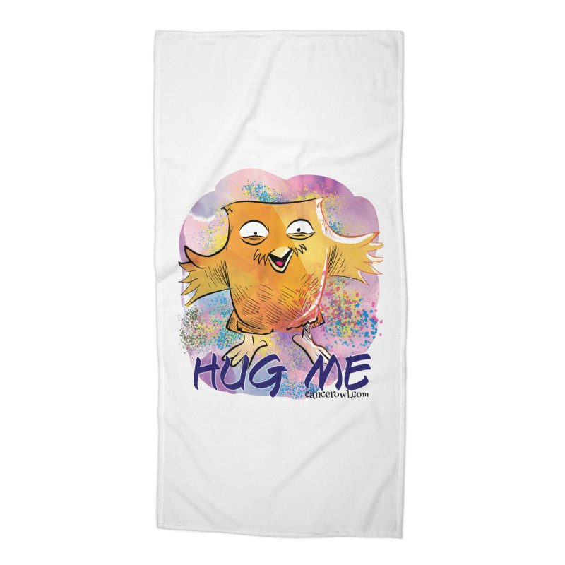 Hug Me!! Accessories Beach Towel by cancerowl's Artist Shop