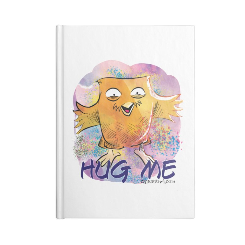 Hug Me!! Accessories Notebook by cancerowl's Artist Shop