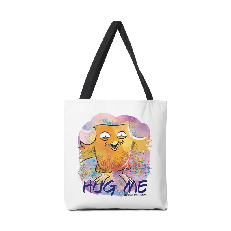 Hug Me!! Accessories Tote Bag Bag by Cancer Owl Store