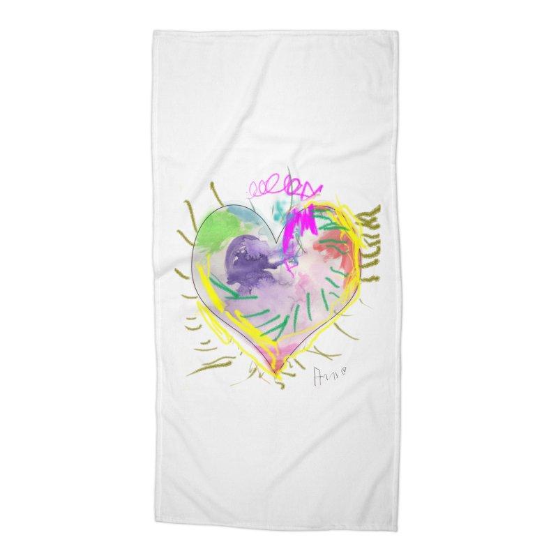 Annie's gift Accessories Beach Towel by cancerowl's Artist Shop