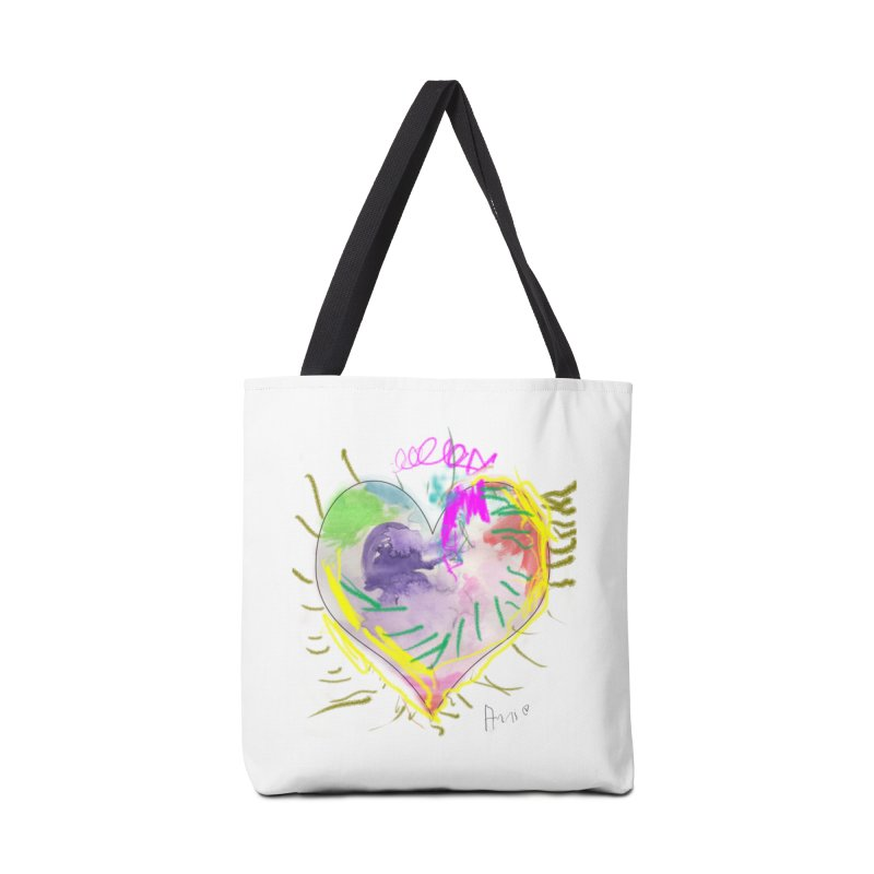 Annie's gift Accessories Bag by cancerowl's Artist Shop