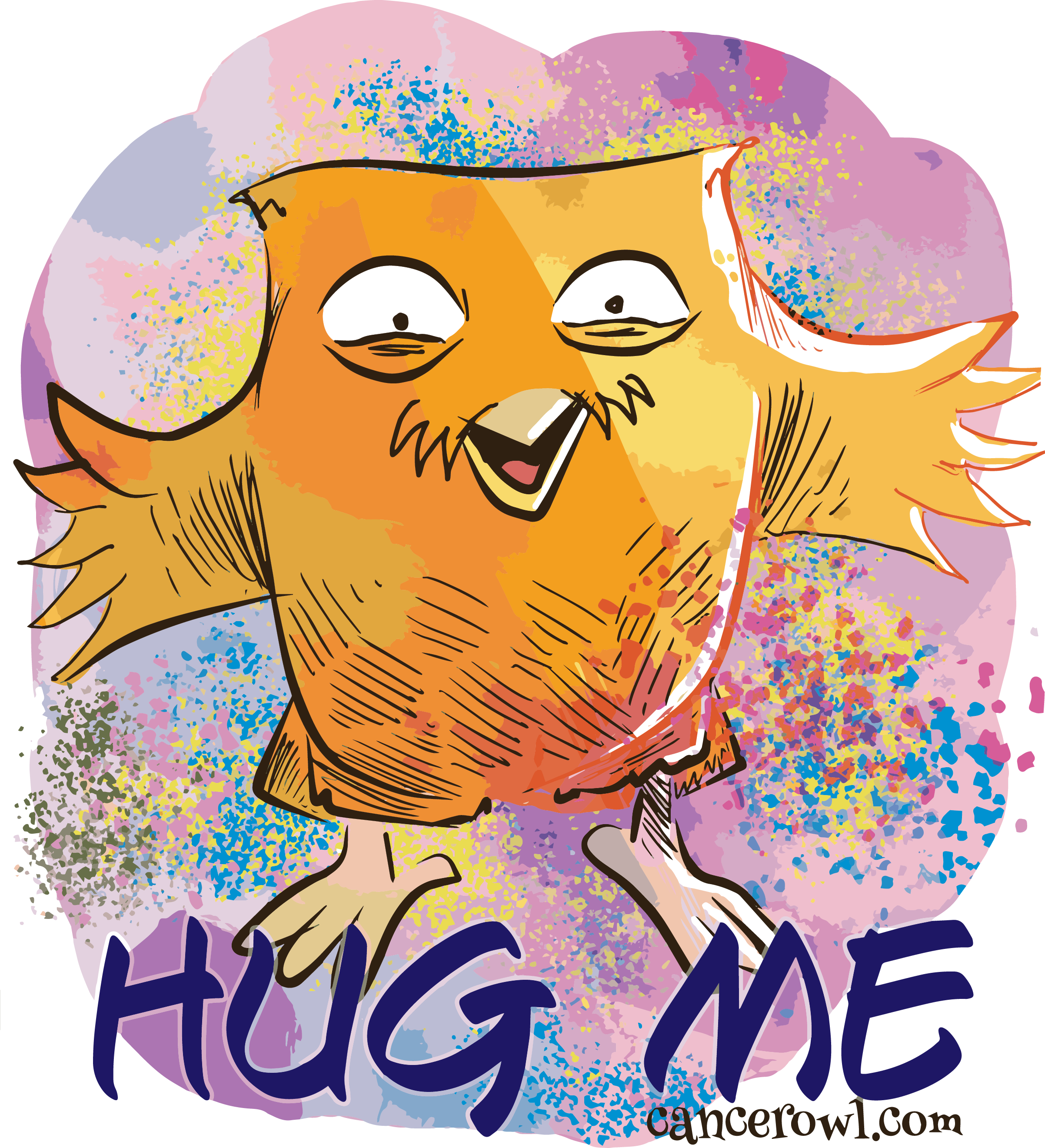 Cancer Owl Store Logo