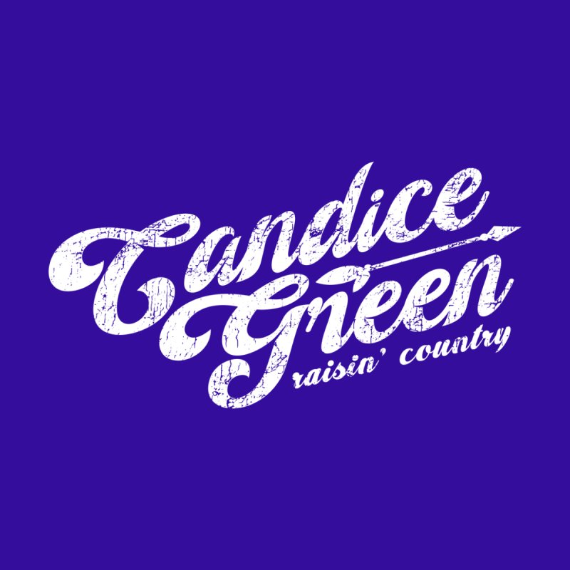 Candice Green - Raisin' Country - for darks Kids Baby T-Shirt by candicegreenmusic's Artist Shop
