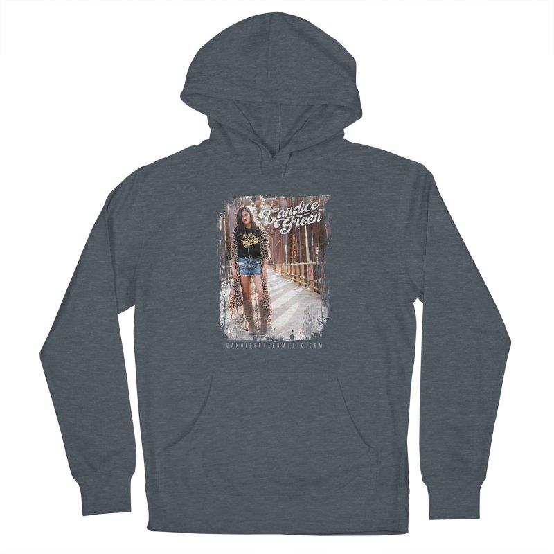 Candice Green Pretty Heart Design Women's Pullover Hoody by candicegreenmusic's Artist Shop