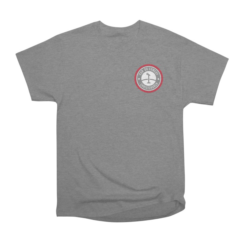 Can Do Comedy Pocket Men's Heavyweight T-Shirt by Can Do Comedy Official Merchandise Store