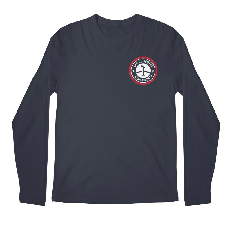 Can Do Comedy Pocket Men's Regular Longsleeve T-Shirt by Can Do Comedy Official Merchandise Store