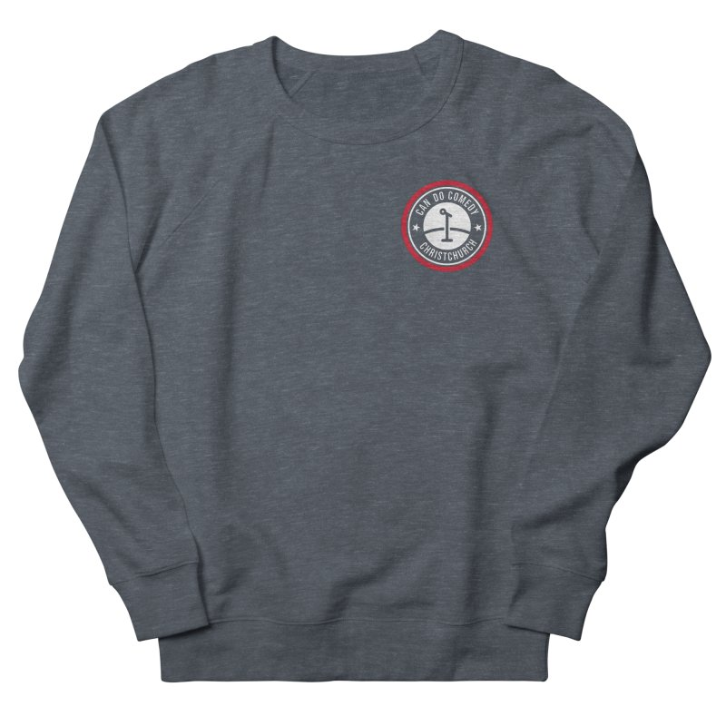 Can Do Comedy Pocket Men's French Terry Sweatshirt by Can Do Comedy Official Merchandise Store