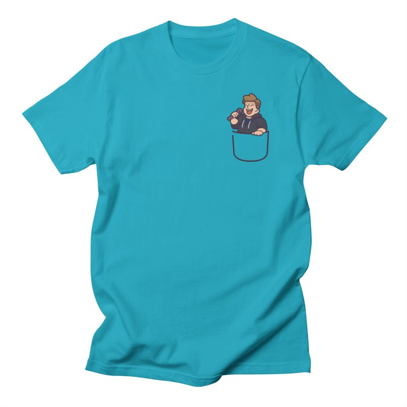 Ruddle In Your Pocket #1 Men's Regular T-Shirt by Can Do Comedy Official Merchandise Store