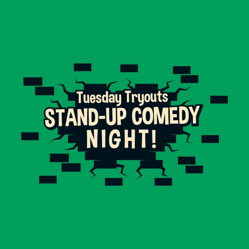 Retro Tuesday Tryouts Design by Can Do Comedy Official Merchandise Store