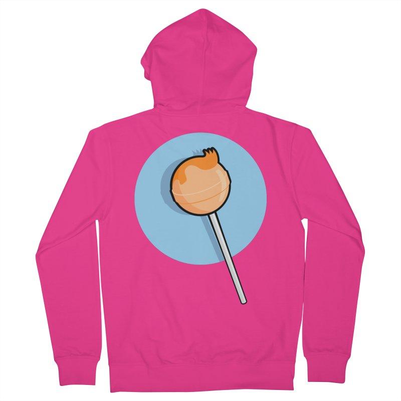 A Sucker for Adventure Men's Zip-Up Hoody by Candy Guru's Shop
