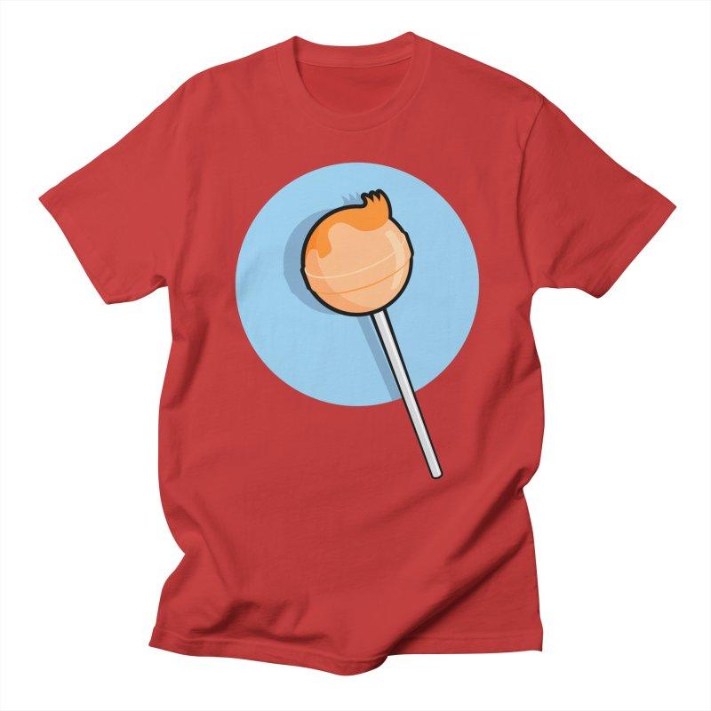 A Sucker for Adventure Men's T-Shirt by Candy Guru's Shop