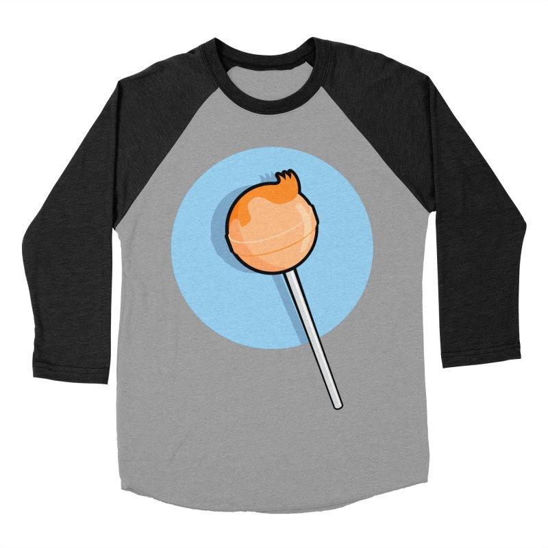 A Sucker for Adventure Men's Baseball Triblend T-Shirt by Candy Guru's Shop