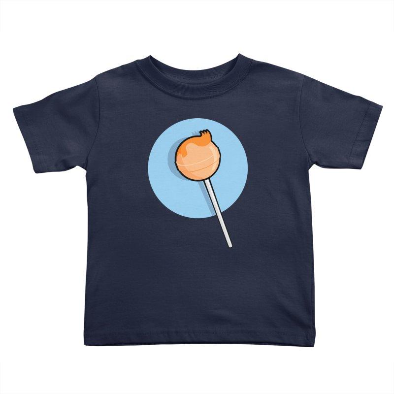 A Sucker for Adventure Kids Toddler T-Shirt by Candy Guru's Shop