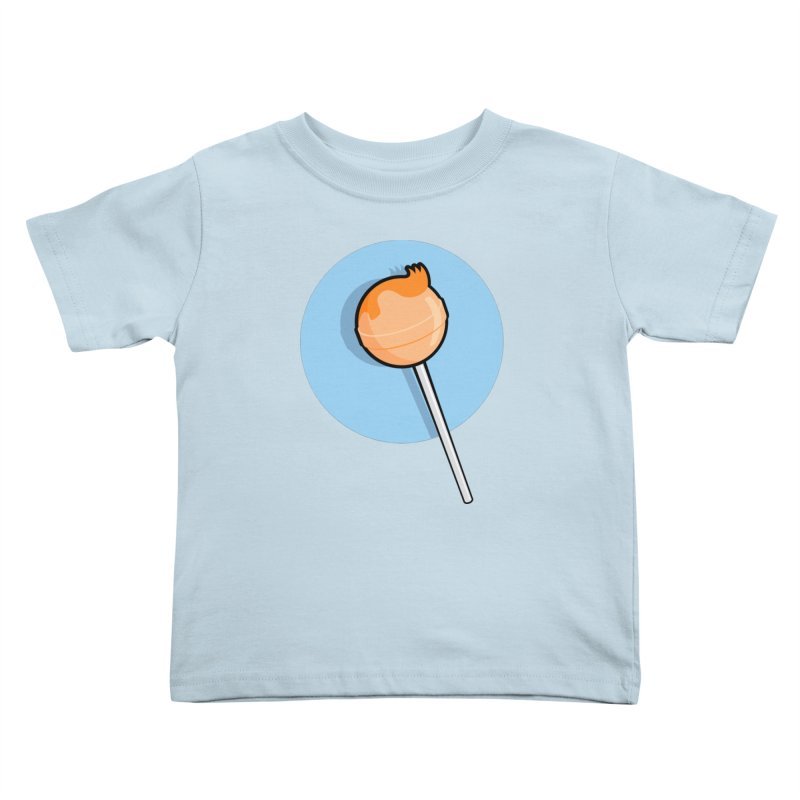 A Sucker for Adventure Kids Toddler T-Shirt by Candy Guru's Shop