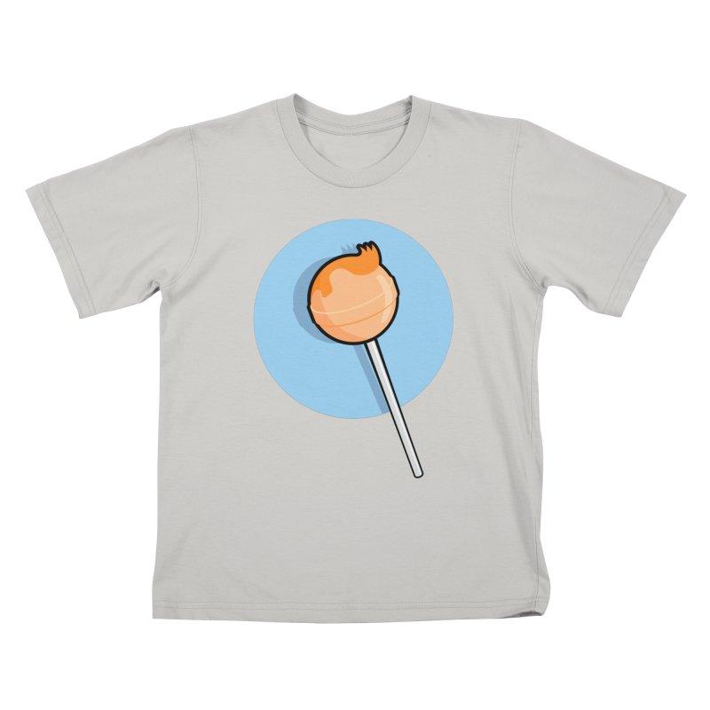 A Sucker for Adventure Kids T-shirt by Candy Guru's Shop