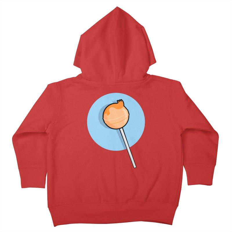 A Sucker for Adventure Kids Toddler Zip-Up Hoody by Candy Guru's Shop