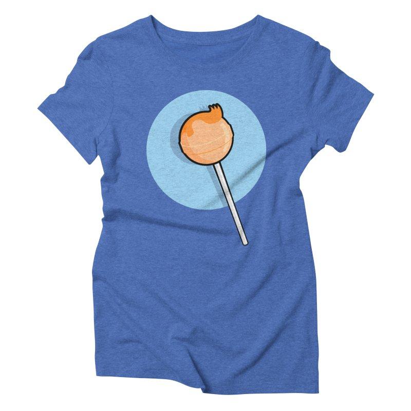A Sucker for Adventure Women's Triblend T-shirt by Candy Guru's Shop