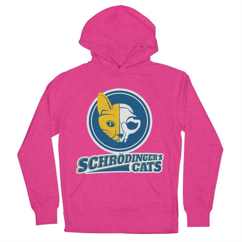 Schrödinger's Cats Men's Pullover Hoody by Candy Guru's Shop