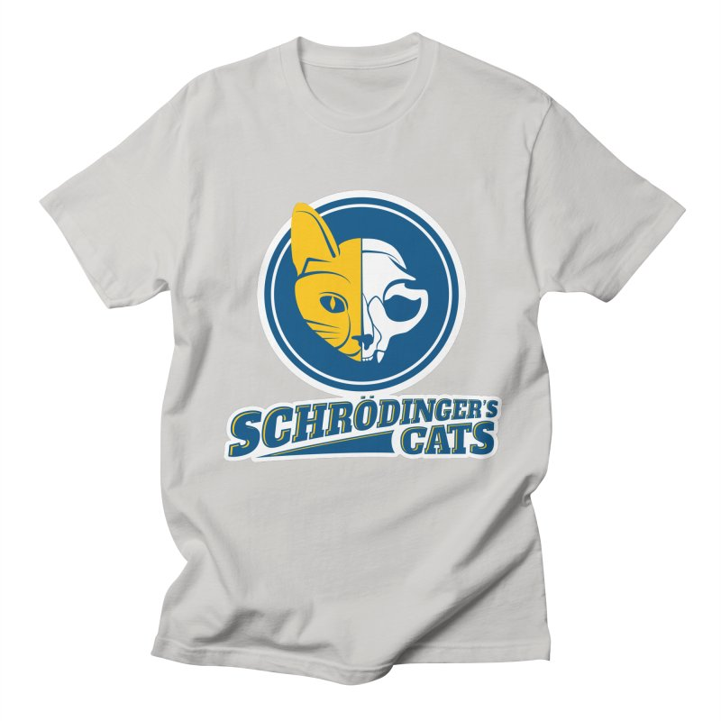 Schrödinger's Cats Men's T-shirt by Candy Guru's Shop