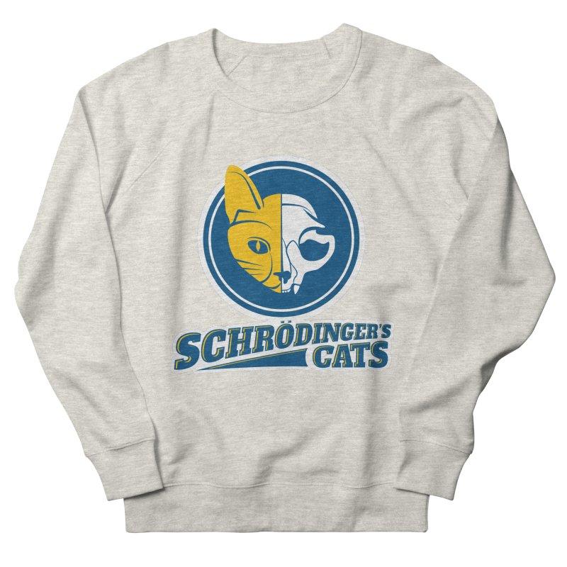 Schrödinger's Cats Men's Sweatshirt by Candy Guru's Shop