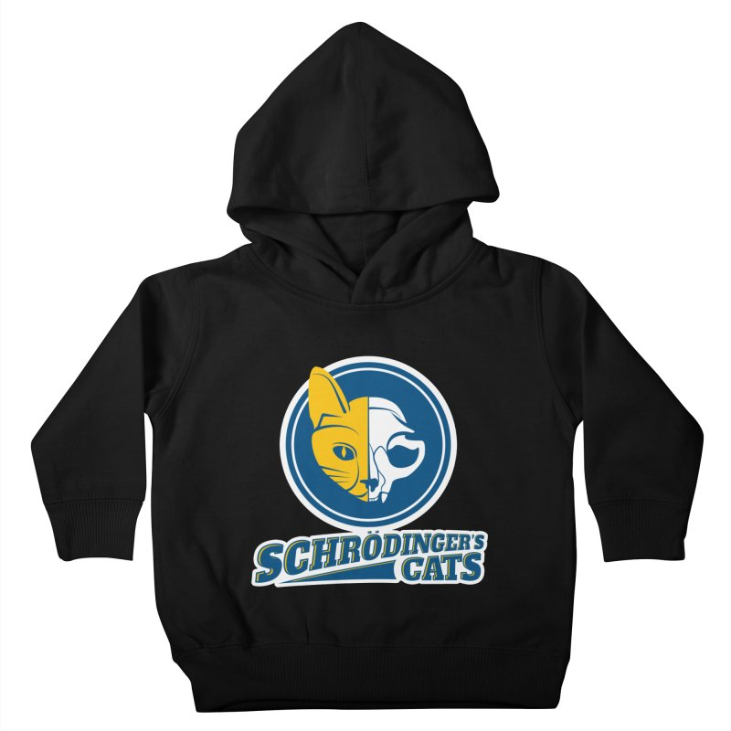 Schrödinger's Cats Kids Toddler Pullover Hoody by Candy Guru's Shop