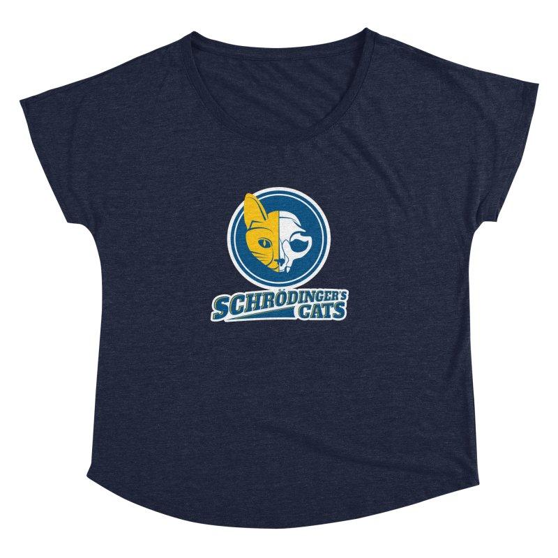 Schrödinger's Cats Women's Dolman by Candy Guru's Shop
