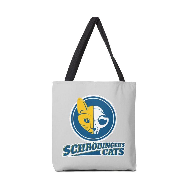 Schrödinger's Cats Accessories Bag by Candy Guru's Shop