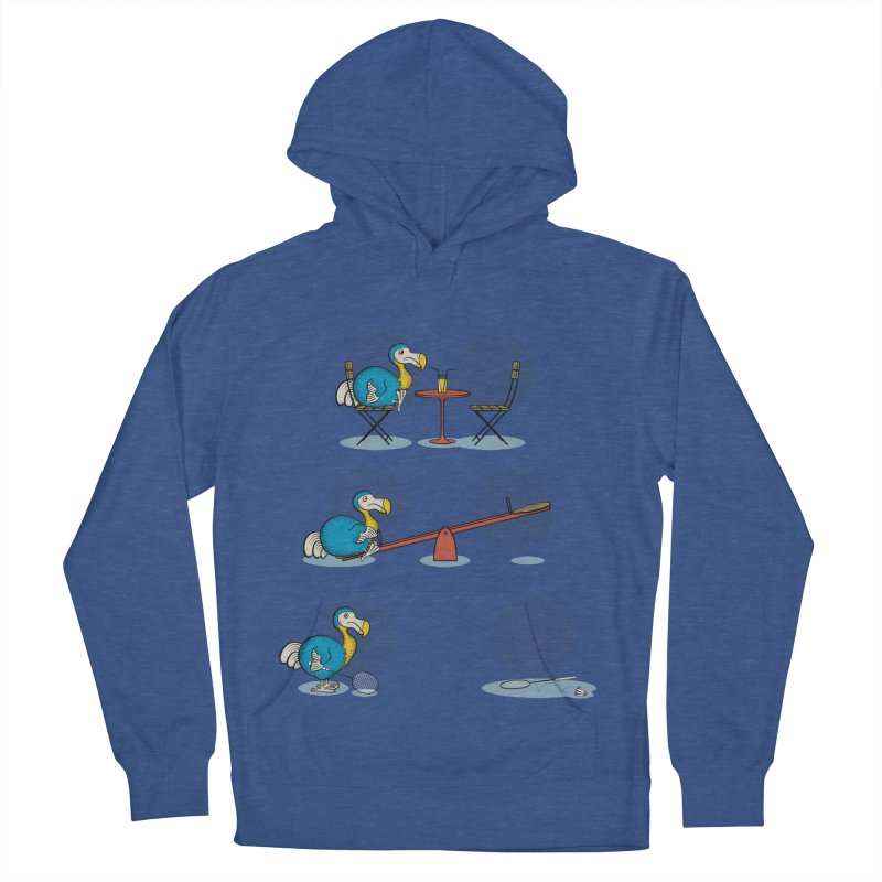 The Last Dodo Men's Pullover Hoody by Candy Guru's Shop