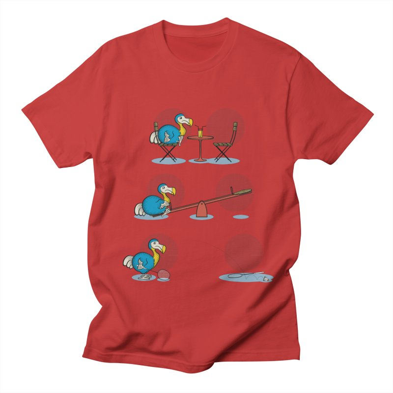 The Last Dodo Men's T-Shirt by Candy Guru's Shop