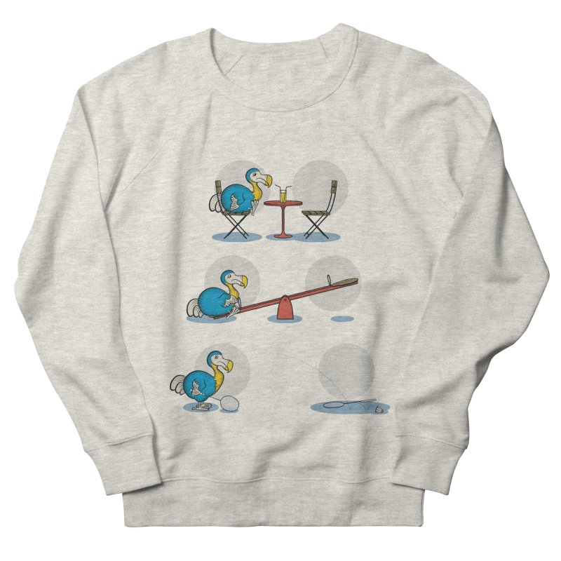 The Last Dodo Men's Sweatshirt by Candy Guru's Shop