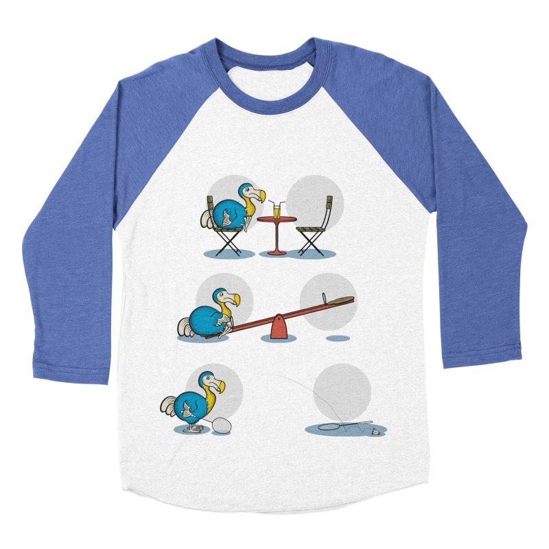 The Last Dodo Women's Baseball Triblend T-Shirt by Candy Guru's Shop