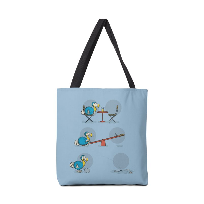 The Last Dodo Accessories Bag by Candy Guru's Shop