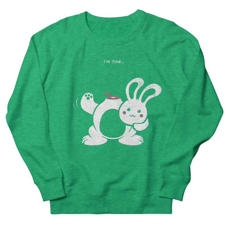 I'm Fine Women's Sweatshirt by Candy Guru's Shop