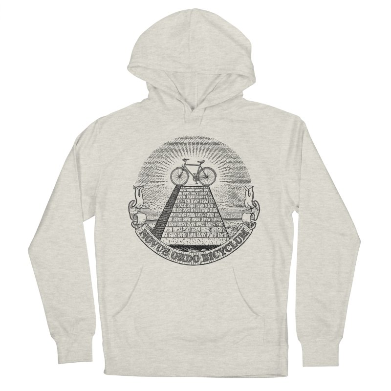 Novus Ordo Bicyclum Men's Pullover Hoody by Candy Guru's Shop
