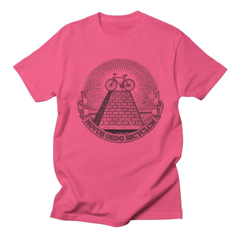 Novus Ordo Bicyclum Men's T-Shirt by Candy Guru's Shop