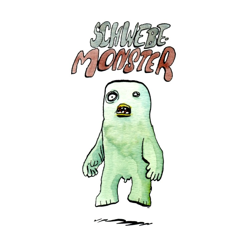 Schwebemonster by capitaine mongeaux